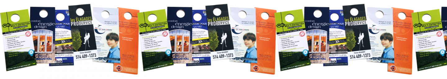 Accroches Portes Door Hangers