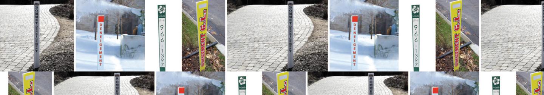 Poteaux de déneigement Snow Poles Markers