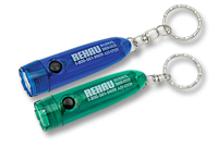 Mini-lampe de poche - porte-clés Image
