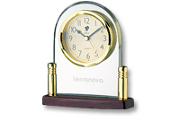 Horloge de table «Cristal» Image