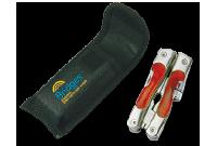 Pince de poche et lampe - 8 fonctions Image