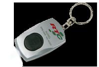 Porte-clés lampe LED blanche Image