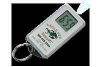 Porte-clés horloge et lampe LED Image