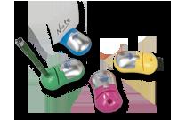 Brosse pour nettoyer clavier/souris - compartiment trombones Image