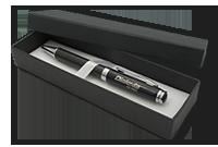 Coffret avec stylo en métal «Joyau II» Image