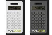 Calculatrice solaire de poche (10 chiffres) Image