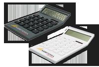 Calculatrice solaire (12 chiffres) Image
