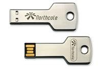 Clé USB en forme de clé Image