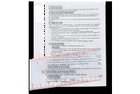 Signet loupe en plastique 12 cm / 4 3/4 Image